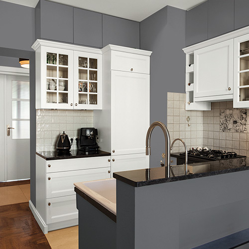 How To Paint A Kitchen