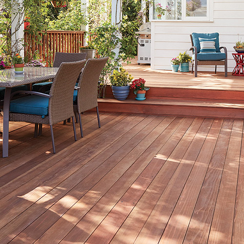 Top Five Wood Stain Colors For Wooden Decks Paint