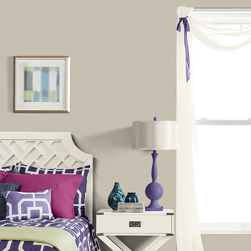 How To Paint A Bedroom - Painting How-To\'s From PPG - DIY ...