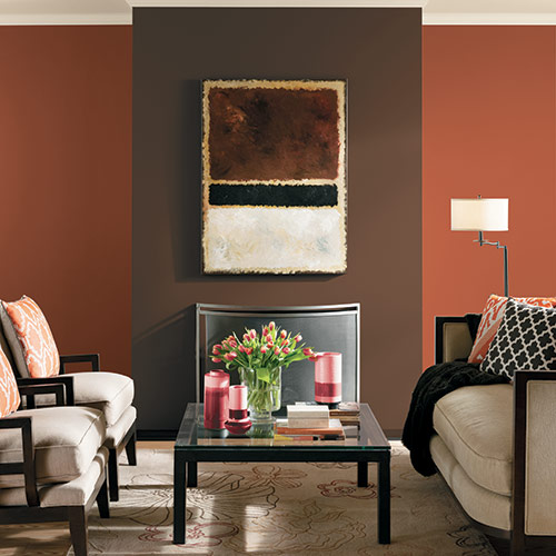 How to Paint a Living Room