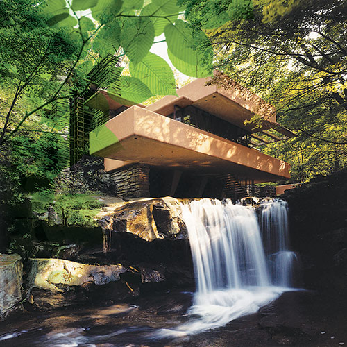 The Colors of Fallingwater