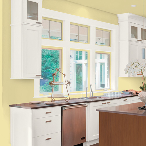 Bright Kitchen Colors