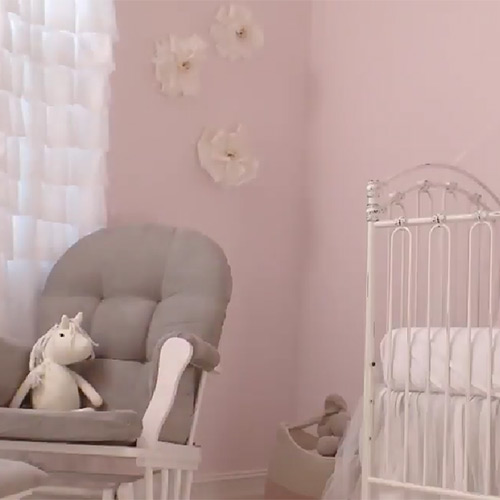 Designing Spaces: One Coat Nursery