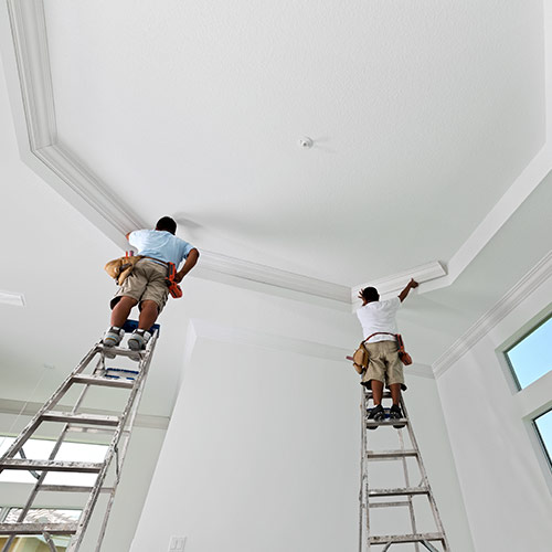 Fixing the Ceiling Line