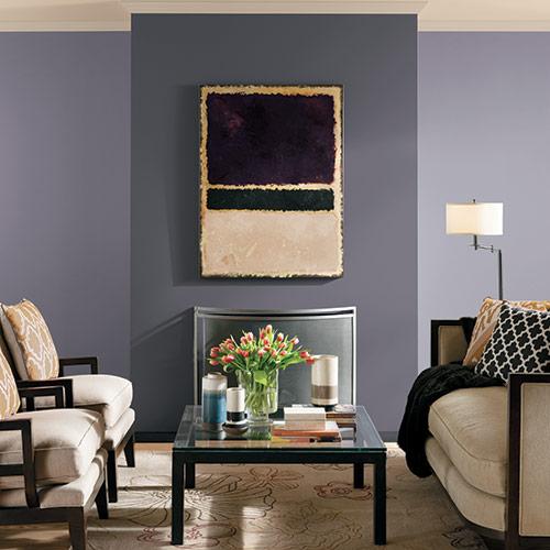 Paint Color Palette: Precious Tones