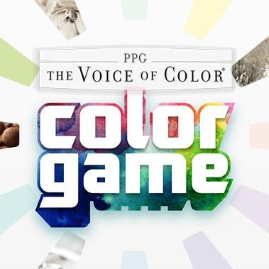 El juego de colores de PPG