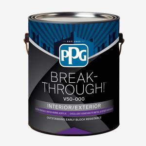 BREAK-THROUGH!<sup>®</sup> 250 Interior/Exterior WB Acrylic