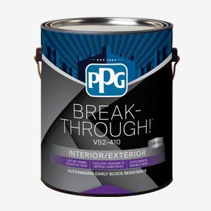 BREAK-THROUGH!<sup>®</sup> 50 Interior/Exterior WB Acrylic
