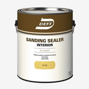 DEFT<sup>®</sup> Interior Oil-Based Sanding Sealer