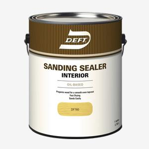 DEFT<sup>®</sup> Interior Oil-Based Sanding Sealer