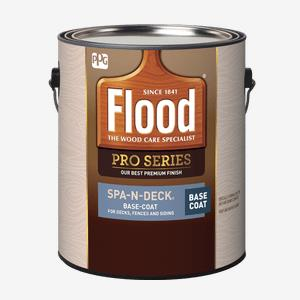 FLOOD<sup>®</sup> PRO SPA-N-DECK<sup>®</sup> Acrylic/Oil Finish Base Coat