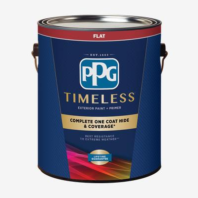 TIMELESS<sup>®</sup> Exterior Paint + Primer