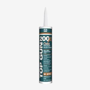 TOP GUN<sup>®</sup> 200Xi Siliconized Acrylic Sealant